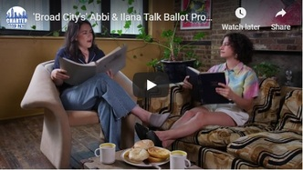 Broad City Early Voting sketch
